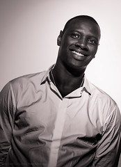 French actor Omar Sy (Sylvain_Latouche) Tags: portrait french nikon actor d800 intouchables omarsy sylvainlatouche