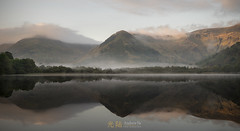 Brothers Water Reflections (awhyu) Tags: lakedistrict cumbria brotherswater andrewyuphotography