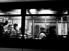 HERE AFTER (Galantucci Alessandro) Tags: street city portrait people blackandwhite bw white black monochrome contrast photography monocromo town eyecontact europa europe strada fotografie gente candid streetphotography documentary east persone romania alb grainy fotografia bianco ritratto nero biancoenero est citt cluj clujnapoca contrasto oameni oras negru monocrom documentar albsinegru fotografiadistrada fotografiedestrada portretu documentaristica