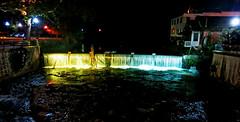 Lighting of the Falls