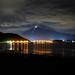 Mount Fuji by night - Kawaguchiko