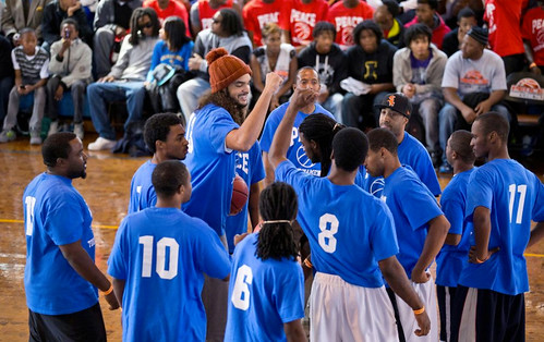 St. Sabina Peace League Basketball Tournament 2012
