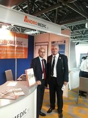 2 Andromedic Belgrado. ECIM 2014  10-11 Ottobre