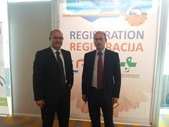 Andromedic Belgrado. ECIM 2014  10-11 Ottobre