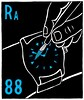 88 Radium (James Nicholls) Tags: illustration james periodictable nicholls theelements