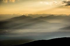 Beautiful Kamchatka (kuhnmi) Tags: light sky sun mountain mountains clouds landscape evening abend cloudy eveningsun russia hill wolken berge camel dmmerung landschaft abendsonne kamchatka camelhill russland  resplendent   sonnenlicht