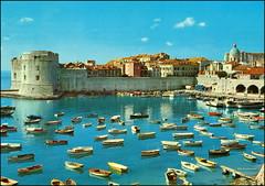 3093 R Dubrovnik ~ 1975 (Morton1905) Tags: r 1975 mali dubrovnik ~ rijeka 51000 20b 3093 neboder antikvarijat ciottina