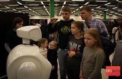 Роботы в Саратове!