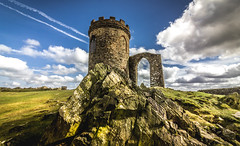 Old John. (Ian Emerson) Tags: leicestershire monument historic structure high heritage stonework architecture arch landscape outdoor sky clouds rocks moss wideangle