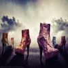 Land of heels (Davide Solurghi Photography) Tags: davidesolurghiphotography davidesolurghi stilllife indoor inside studio naturemorte naturamorta heels heel highheels tacchi tacco boots womensboots stivali stivale stivalidadonna clouds cloudy storm cloudysky nuvole nuvoloso tempestoso cielonuvoloso conceptual concept concetto concettuale