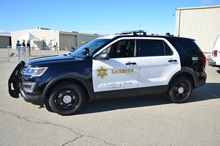 LOS ANGELES COUNTY SHERIFF'S DEPARTMENT (LASD) - FORD POLICE INTERCEPTOR UTILITY