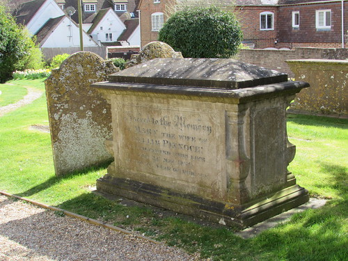 Lambourn: St Michael's Churchyard (Berkshire)