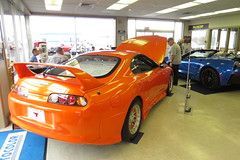 Toyota Supra (Speeder1) Tags: old forge motors car cars coffee february lansdale pennsylvania ford chevy dodge coupe corvette chevelle hot rod street machine mustang ss studebaker pinto nova ranchero supra fleetline model a lincoln continental t bucket challenger rt lamborghini truck mercury