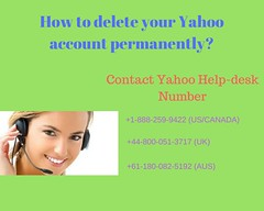 How to delete your Yahoo account permanently- (jemsrock) Tags: yahoo delete account yahoosupportnumber