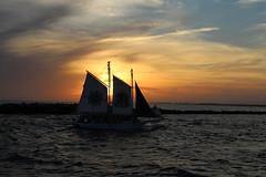 Destin, Florida (fisherbray) Tags: fisherbray usa unitedstates florida okaloosacounty destin southernstar cruise dolphin canon eosrebel eosrebelt6 eastpass water wasser sunset jetty sky