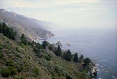 (fritz london) Tags: cinestill 800t 800 tungsten 35mm film color bigsur california pentax mx