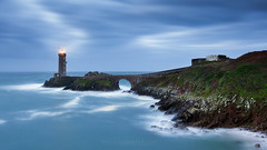 Lead Me To The Light (FredConcha) Tags: landscape petitminou farol lighthouse bretagne france fredconcha nature sea longexposure nikon d800 finistere britany