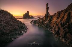 Almeria Arrecife de las sirenas DSC4498 (joana dueñas) Tags: andalucía spa seascape meditereansea rockycoast reef sirens