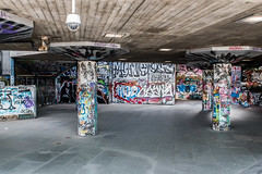 South Bank Skate (Number Johnny 5) Tags: tamron d750 nikon art street graffiti holiday bank grunge london skate skatepark urban 2017 2470mm south april