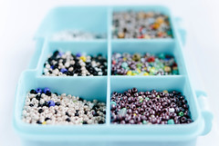 Multicolored assorted beads set in a box (wuestenigel) Tags: glass pattern accessory color art beading closeup bright bead craft beauty collection background jewelry texture female fashion hobby colorful handmade pink backdrop pile woman decoration style pretty creative beads design white noperson keineperson nature natur bowl schüssel desktop health gesundheit healthy gesund food lebensmittel nahansicht cereal müsli farbe corn mais hell blueberry blaubeere summer sommer nutrition ernährung medicine medizin dry trocken kind stone stein many viele