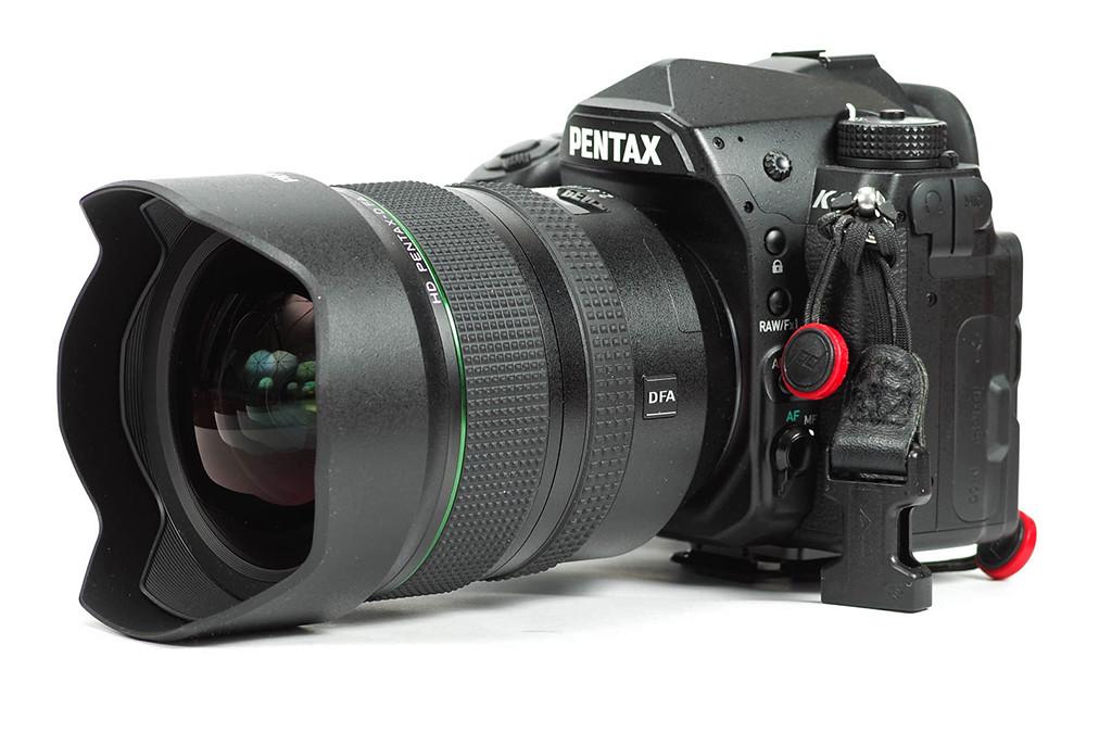 PENTAX K-1 with HD PENTAX-D FA 15-30mm F2.8 ED SDM WR