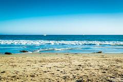 santa barbara, ca (AdrienneCredoPhotography) Tags: nikon d3200 nikond3200 summer water nature santabarbara beach ocean pacificocean california westcoast