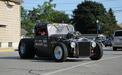 Ford Model A Pickup (SPV Automotive) Tags: ford model pickup truck classic car pro street hot rod matte balck