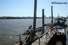 Wat Khlong Toey Nai Boat Pier to Sri Nakhon Wetlands, Bangkok (Travolution360) Tags: thailand bangkok wat khlong toey nai boat pier sri nakhon wetlands nature city wildlife river