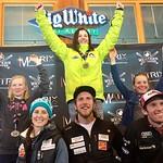 Big White Western Ski Cross Finals U12 WOMEN - RACE 1b PHOTO CREDIT: Todd Cashin