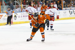 "Missouri Mavericks vs. Allen American, March 22, 2017, Silverstein Eye Centers Arena, Independence, Missouri.  Photo: © John Howe / Howe Creative Photography, all rights reserved 2017 • <a style=""font-size:0.8em;"" href=""http://www.flickr.com/photos/134016632@N02/33477078741/"" target=""_blank"">View on Flickr</a>"
