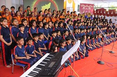 An Apt Answer to the Kaveri Water Issue by 160 Students of Alpine Public School ! (10)