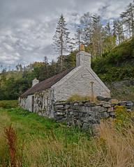 The croft at Sandaig.. (Harleynik Rides Again.) Tags: camusfearna sandaig glenelg croft cottage highlands westerross scotland nikondf harleynikridesagain