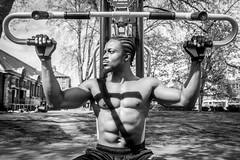IMG_6122 (Zefrog) Tags: zefrog london uk muscle man portraiture bw fit fitness blackman iyo personaltrainer bodybuilder