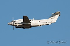 84-00174 (dcspotter) Tags: 8400174 2016 turboprop propeller turbopropairliner militaryaircraft military transport militarytransport unitedstatesarmy usarmy usaa armedforces army beech c90 b90 be9l c12 uc12 kingair andrewsairforcebase andrewsafb andrewsjointbase usairforce usaf kadw adw campsprings maryland md usa unitedstates unitedstatesofamerica