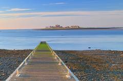 Piel Island and Castle (Jeffpmcdonald) Tags: pielisland barrow barrowinfurness roaisland cumbria uk nikond7000 jeffpmcdonald march2017