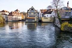 Bamberg (Steffi-Helene) Tags: bamberg regnitz rivers fluss altstadt unescoworldheritage deutschland europe germany gewässer stadtansichten cities franken bayern