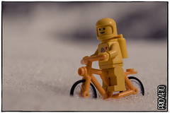 Ride yellow spaceman, ride!