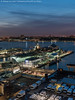Intrepid Sea, Air & Space Museum (20170324-DSC09263-Edit-2) (Michael.Lee.Pics.NYC) Tags: newyork intrepidseaairspacemuseum hudsonriver 12thavenue night twilight bluehour newjersey aerial hotelview presslounge ink48 aircraftcarrier planes piers sony a7rm2 fe2470mmf28gm