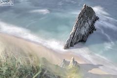 Mexota (danielfi) Tags: playa beach mexota asturias asturies mar sea costa coast paisaje seascape ngc