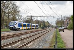 NSR 2217 - 7536 (Spoorpunt.nl) Tags: 15 april 2017 ns reizigers nsr flirt 2217 sprinter 7536 station wolfheze