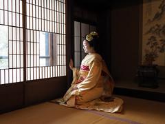 Maiko_20170305_24_20 (kyoto flower) Tags: nagaeke house hinayuu kyoto maiko 20170305 舞妓 長江家住宅 雛佑 京都 hidekiishibashi