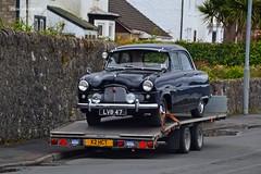 (Zak355) Tags: rothesay isleofbute bute scotland scottish ford zephyr classiccar vintage old onatrailer lvb47