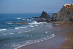 Surfer´s Paradise, Praia de Odeceixe (PHOTOGRAFIEBER) Tags: portugal roadtrip beauty beach sea ocean nature landscape praia de odeceixe alentejo reflection