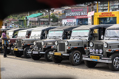 Mahindra (luke.me.up) Tags: munnar kerala india nikon d810 cars 4x4 offroad parking