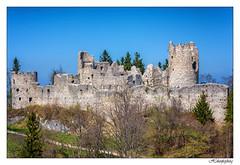 Burg Hohenfreyberg (tom22_allgaeu) Tags: eisenberg bayern deutschland de hohenfreyberg germany bavaria allgäu ostallgäu burg castle nikon d7200 tamron 18270mm freehand freihand stone mittelalter