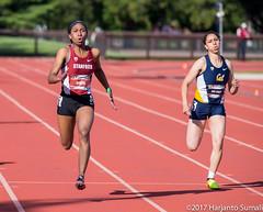 Stanford Invitational 2017 (harjanto sumali) Tags: 200m calbears calberkeley jaylascholis ncaa oliviabaker stanford stanfordinvitationalstanfordinvite thebigmeet ucberkeley field sport track trackfield trackandfield