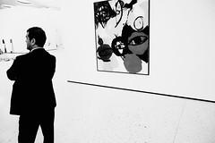 Big Brother is watching you '17 (EduardDzerzhanovskiy) Tags: städel frankfurt germany museum frankfurtammain blackandwhite street strangers abstract