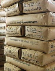 Pedro Tea Factory GRB_8304 (Geoff Buck) Tags: srilanka pedroteafactory tea factory tourist tourism drink bag sack produce
