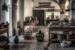 The Cook Stage (Luciano_de_Castro) Tags: travel beautiful traveler food interior kitchen palace photography cook royal fotografia canon europe portugal europa unesco sintra 760d t6s lucianodecastro eos