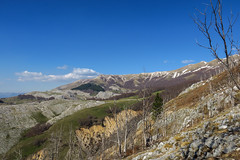 Crvanj Mountain, Bosnia and Herzegovina (HimzoIsić) Tags: mountain mountainside landscape outdoor hill
